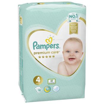 cumpără Pampers (4) SMP Premium Care Maxi 18 în Chișinău