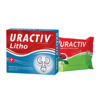 cumpără Uractiv Litho caps. N30 + Cadou în Chișinău