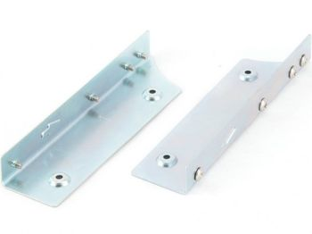 От 2,5 '' SSD до 3,5 '', металлическая монтажная рамка Gembird MF-321