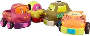 купить Battat игровои набор забавныи автопарк в Кишинёве