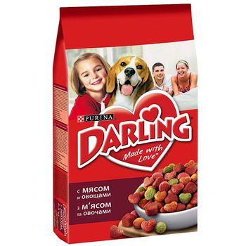 cumpără DARLING Dog (pentru caini, cu vita), 10kg în Chișinău