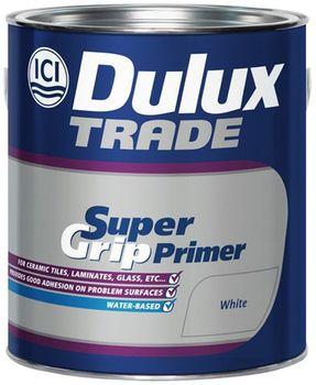 Dulux Грунтовка Trade Super Grip Primer Белая 1л