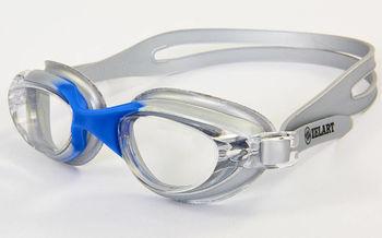 Очки для плавания (поликарбонат, силикон) GA1143 (2486)