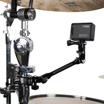 купить Крепление на муз. инстр. GoPro The Jam Adjustable Music Mount, AMCLP-001 в Кишинёве