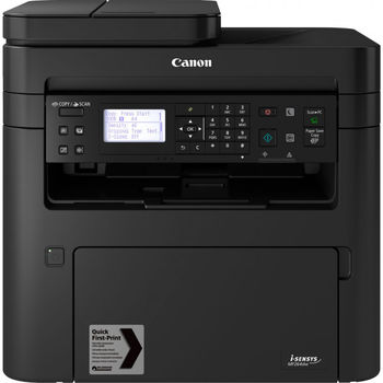 купить Canon i-Sensys MF264dw, Printer/Copier/Scanner, A4, Print Resolution: 600 x 600 dpi, Recommended 250-2500 pages/month, Interface: USB 2.0 Hi-Speed в Кишинёве