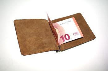Зажим для денег Brown