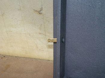 Дверца чугунная глухая левая DCHS1 c рисунком