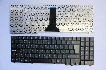 Keyboard Asus M51 F7 ENG/RU Black