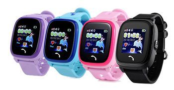 купить Smart-Watch Wonlex GW400S Black,Blue Pink ,Purple в Кишинёве