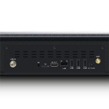 купить REDLINE PRESTIGE S7 Sound BAR (Media BOX Android, DVB-S/S2 HD Receiver, Lan port, WiFi) в Кишинёве