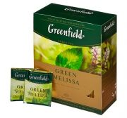 Ceai Greenfield Green Melissa