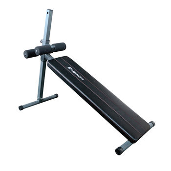Скамья для жима 115x61x66 см (макс. 250 кг) inSPORTline Ab Crunch Bench 1228 (5152)