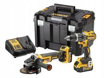купить Набор аккумуляторных инструментов DeWALT DCK2080P2T в Кишинёве