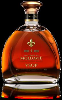 Souvenir du Moldavie Monaco 5  лет  0.5 л.