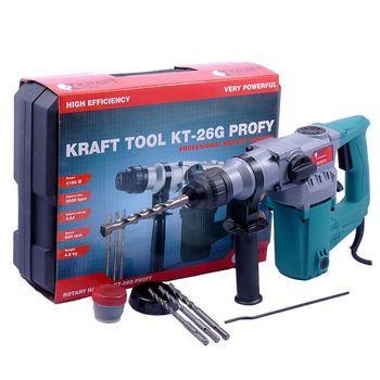 Перфоратор SDS-PLUS KT26GProfy KraftTool