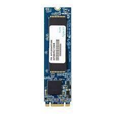 .M.2 SATA SSD 120 ГБ Apacer AST280 «AP120GAST280» [80 мм, R / W: 500/470 МБ / с, 23K IOPS, Phison S11, TLC]
