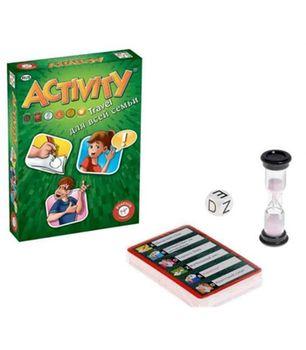 """Настольная игра """"Activity Travel для всей семьи"""", код 41431"""