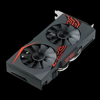 "купить ""VGA card PCI-E ASUS EX-RX570-O4G AMD Radeon RX 570, GDDR5 4GB, Engine 1256/1266 MHz, Memory 7000MHz, 256-bit, DVI-D ,HDMI 2.0, DP, HDCP Support"" в Кишинёве"
