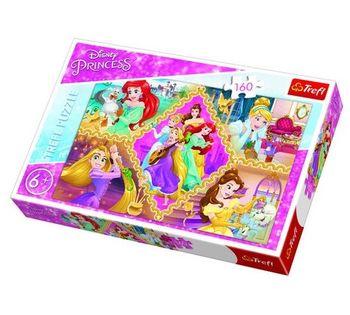 """Пазлы """"160"""" - """"Princesses adventures / Disney Princess"""", код 40532"""