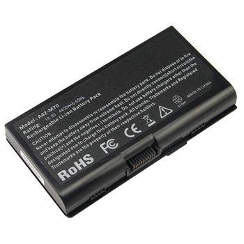 Battery Asus F70 G71 G72 M70 X71 X72 A32-F70 A32-M70 A41-M70 A42-M70 14.8V 4400mAh Black OEM