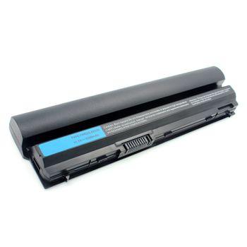 Battery Dell Latitude E6120 E6220 E6230 E6320 E6330 E6430S FRR0G 7M0N5 F33MF JN0C3 FN3PT WJ383 GYKF8 9GXD5 7FF1K CPXG0 HJ474 11.1V 5200mAh Black OEM