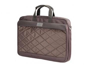 """SUMDEX Notebook bag 15.6"""" PON-327BR (Passage),  Brown"""