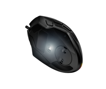 Mouse Trust GXT 165 Celox RGB Gaming, Black