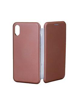 купить Чехол Senno Flip Cover Rubber  Iphone X/XS , Rose Gold в Кишинёве