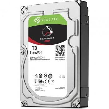 "3.5"" HDD 3.0TB  Seagate ST3000VN007  IronWolf™ NAS, 5900rpm, 64MB, SATAIII"
