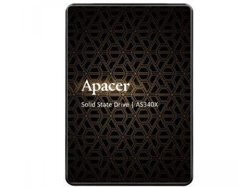 "2.5"" SATA SSD   240GB   Apacer ""AS340X"""