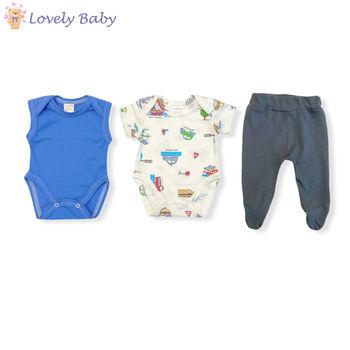 Набор для новорожденных с машинками