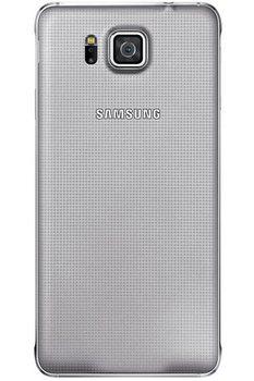 Samsung Galaxy Alpha G850F, Silver