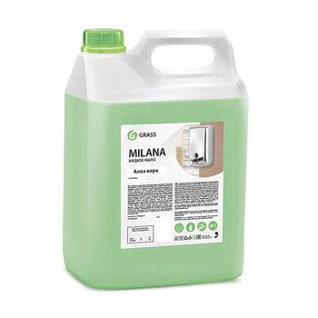 MILANA АЛОЭ ВЕРА Крем-мыло жидкое увлажняющее 5 л