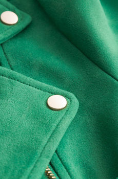 Куртка ORSAY Зеленый 845012