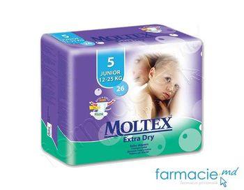 купить Scutece Moltex 4 (9-14/7-18 kg) MAXI Extra Dry N 30 ( 2311131/2313672/2315296 ) в Кишинёве