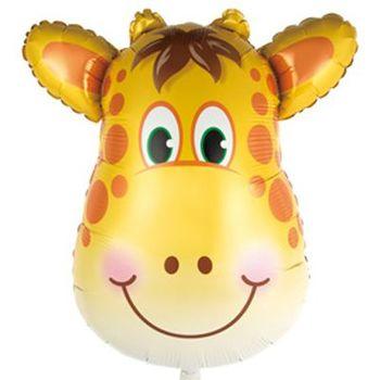 купить Фольгированная фигура голова Жираф в Кишинёве