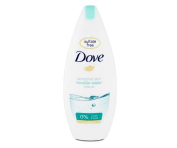 купить Гель для душа Dove Sensitive Skin, 250 мл в Кишинёве