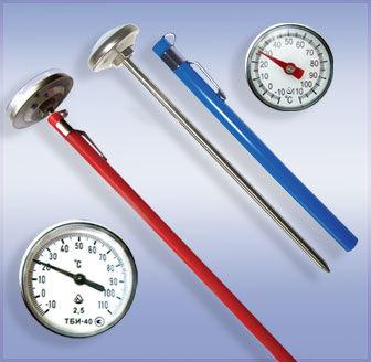 купить Термометр игольчатый ТБИ-40 (0...+200) в Кишинёве