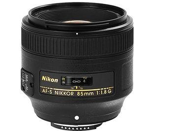 Nikon AF Nikkor 85mm f/1,8G AF-S, FX, filter: 67mm, JAA341DA (Obiectiv Nikon/ обьектив Nikon)