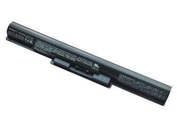 Battery Sony SVF15 SVF14 BPS35 10.8V 2670mAh Black OEM
