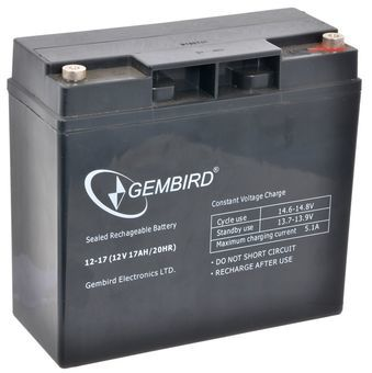 Gembird Battery 12V 17AH