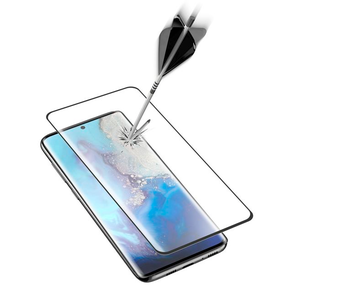 Защитное стекло Cellular Samsung Galaxy S20+, Tempered Glass Antishock