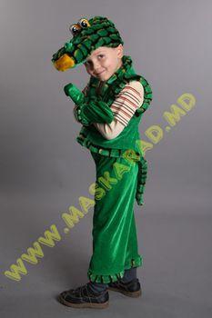 Карнавальный костюм: Крокодильчик