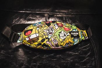 Сумка на пояс Custom Wear Uno Spunch Bob (387)