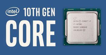 CPU Intel Core i7-10700 2.9-4.8GHz