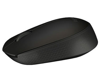 Logitech B170 Black Wireless Mouse, USB, 910-004798 (mouse fara fir/беспроводная мышь)