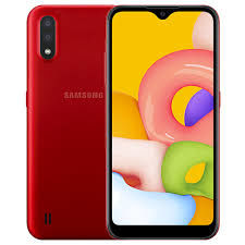 купить Samsung Galaxy A01 2/16Gb, Red в Кишинёве