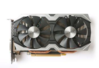 ZOTAC GeForce GTX 1060 AMP! Edition 6GB DDR5, 192bit, 1771/8000Mhz, Dual Fan IceStorm, HDCP, DVI, HDMI, 3xDisplayPort, Lite Pack