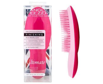 The Ultimate Finishing Hairbrush Pink 1 Pz