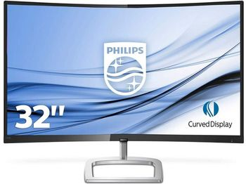 "купить Монитор 32.0"" PHILIPS ""328E9FJAB"", G.Black в Кишинёве"